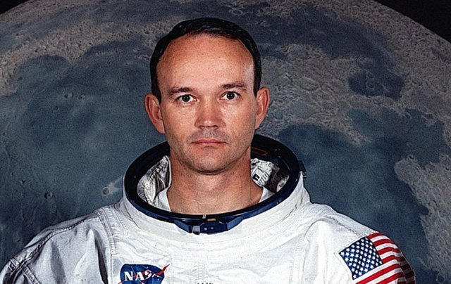Collins was part of the first manned mission to the moon (Photo: Getty Images)