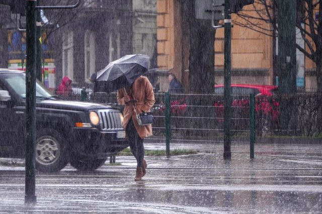 May has seen wet and windy conditions across the UKfor most of the month (Photo: Shutterstock)