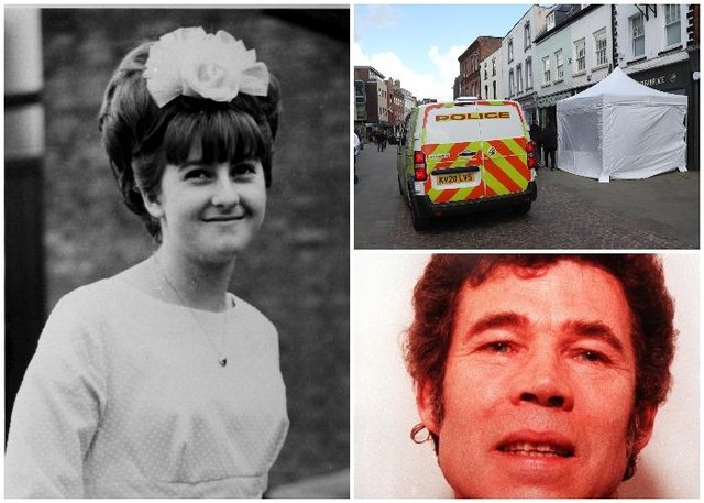 Serial killer Fred West was a regular customer at the cafe, where missing 15-year old Mary Bastholm worked before her disappearance in 1968 (SWNS)