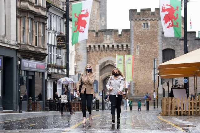 Wales will begin a phased transition to alert Level 1 from Monday (Getty Images)