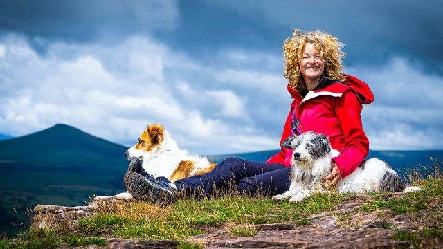 Kate Humble is back for a second season of Escape to the Farm (Channel 5)