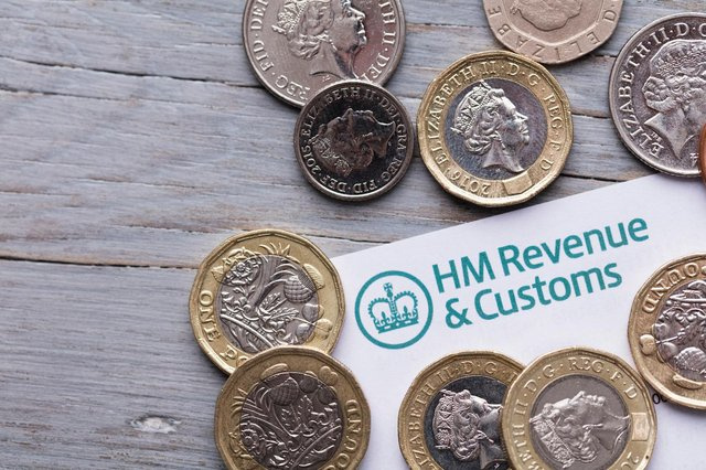 Fraudsters are pretending to be from HMRC and asking recipients to hand over money and personal information (Shutterstock)