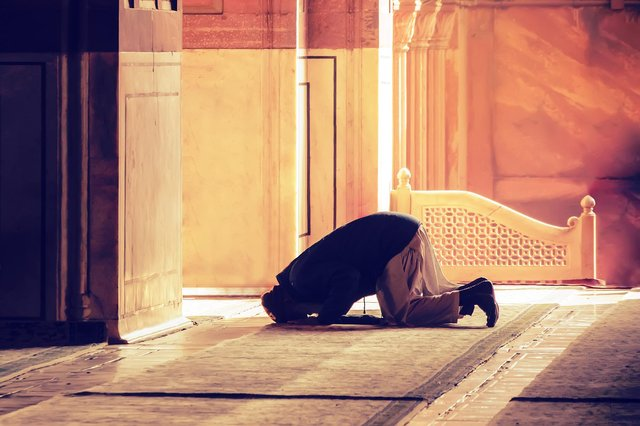 The holy month is a time of reflection and purification, in which Muslims focus on prayer and fasting (Picture: Shutterstock)