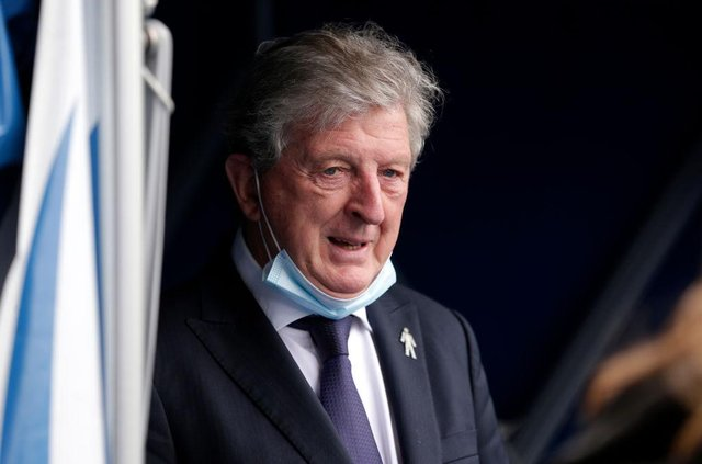 Roy Hodgson, Manager of Crystal Palace. (Photo by Henry Browne/Getty Images)