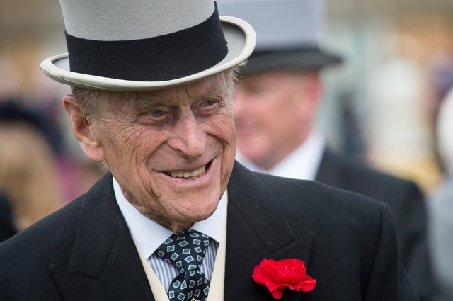 Prince Philip's funeral will be held in St George's Chapel at Windsor Castle at 3pm on Saturday (Photo: Getty Images)