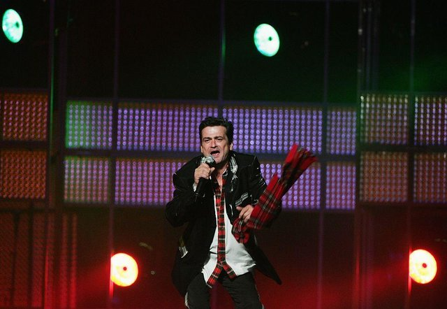 Bay City Rollers singer Les McKeown has died suddenly at the age of 65, his family has announced (Photo: Gaye Gerard/Getty Images)