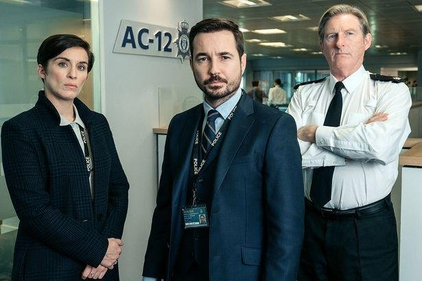 The hit BBC police thriller series returned with a record 9.8 million people tuning in (Photo: BBC)