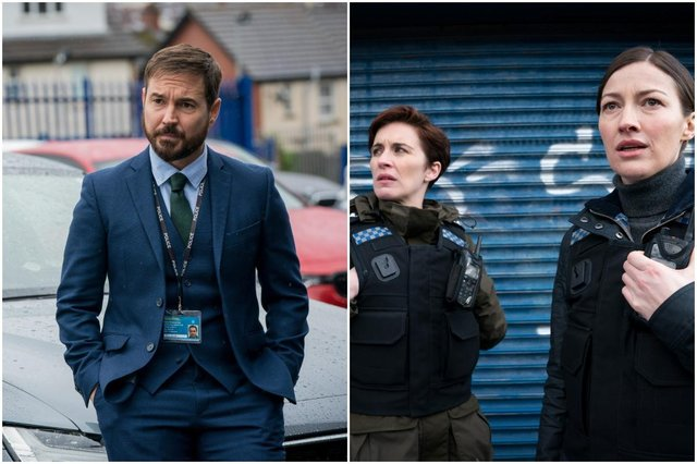 Anna Maxwell Martin will return to Line Of Duty on Sunday, the BBC has announced Photographer: Steffan Hill