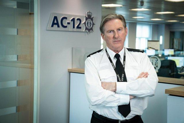 Ted Hastings has become one of the most popular TV characters in recent times (C) World Productions - Photographer: Steffan Hill