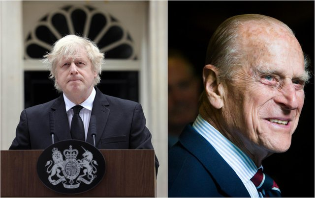 Leaders across the UK paid tribute to Prince Philip (Photo: Getty Images)