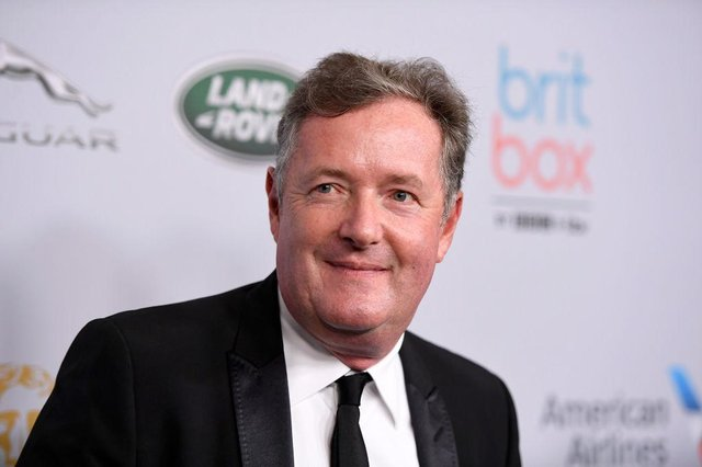 Piers Morgan appeared on a US talk show hosted by Tucker Carlson to discuss the Meghan Markle controversy (Photo: Frazer Harrison/Getty Images for BAFTA LA)