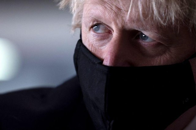 Boris Johnson has been accused of asking a Tory donor to pay for his child's nanny (Getty Images)