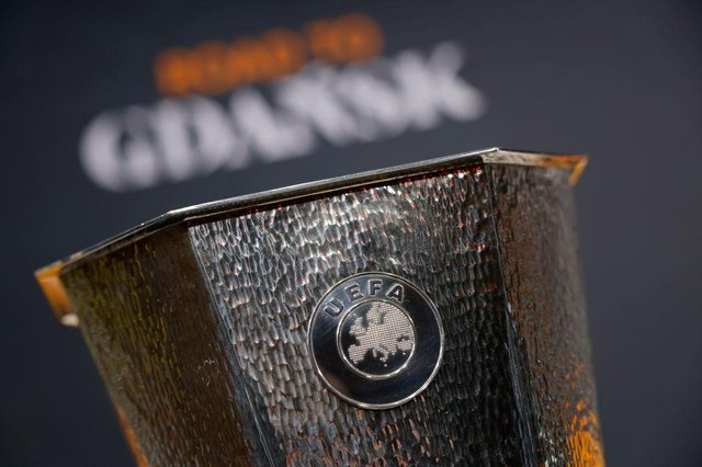 The draw for the Europa League Semi-finals took place on March 19(Getty Images)