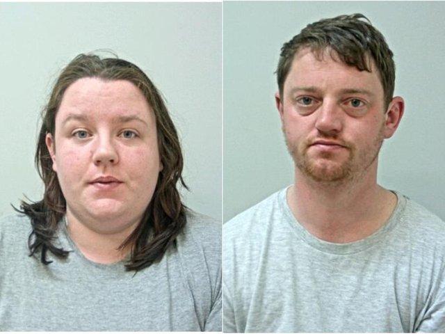 Nicole Cavin and David Noble (Credit: British Transport Police)