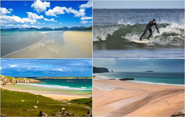Have you visited any of these beaches?