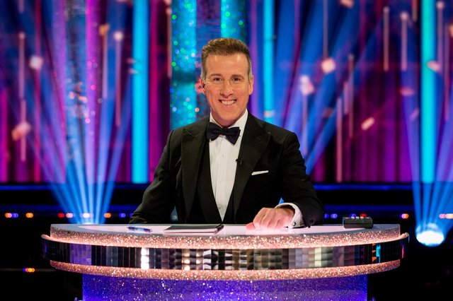 Anton Du Beke will continue his reign as the longest-serving professional dancer on Strictly Come Dancing after the BBC confirmed he is part of the 2021 line-up (Photo: Guy Levy/BBC/PA Media)