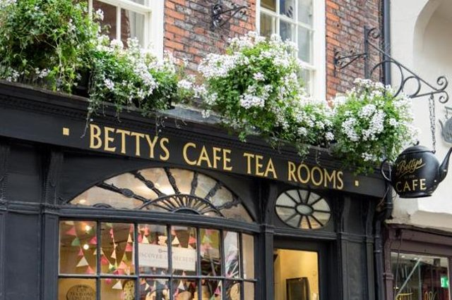 Bettys Stonegate is set to close, although the branch shop will remain open (Picture: Bettys)