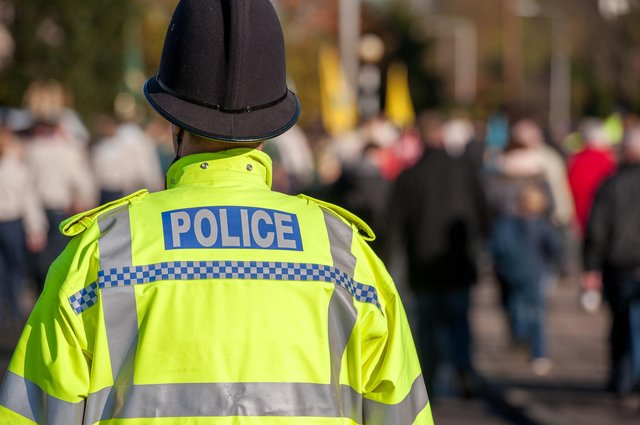 Martin Hewitt said trust and confidence in policing was 20% lower in the black population compared with the average