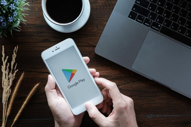 The Google Play Story (Shutterstock)