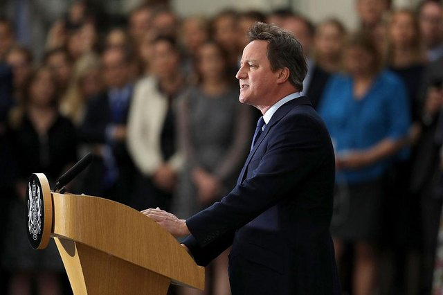 The former Prime Minister is facing criticisms for his lobbying of the government.
