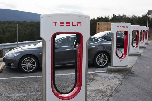 Tesla has more than 2,500 Supercharger locations around the world