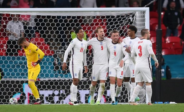 England now know their route to the Euro 2020 final (Getty Images)