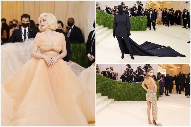 These are what some of the biggest stars in the world wore to the 2021 Met Gala
