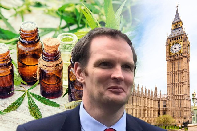 MP whoworks almost 100 hours permonth outside parliament takes another 'second job' with medicinal cannabis firm (Photo: Mark Hall/NationalWorld)