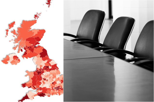 How much did the top earning council employees take home where you live?