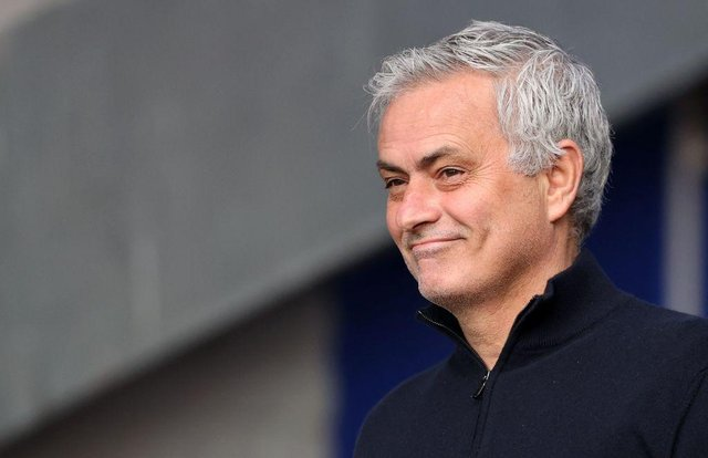 Jose Mourinho has been dealing with high-pressure situations all of his career as a football manager.