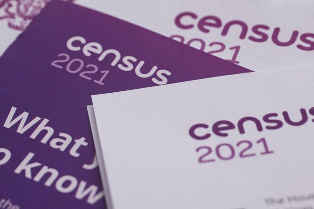 People across England and Wales are being warned to be on the lookout for a scam text message regarding the 2021 Census. (Pic: Getty)