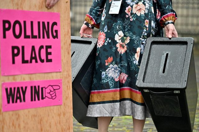 Voting will close at 10pm on Thursday night, but when will results be known? (Getty Images)