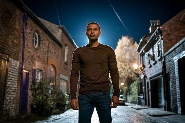 Noel Clarke leads as DC Martin Young in ITV's latest police drama (Picture: ITV)