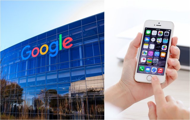 Affected iPhone users could get £750 each if Google loses the case (Photo: Shutterstock)