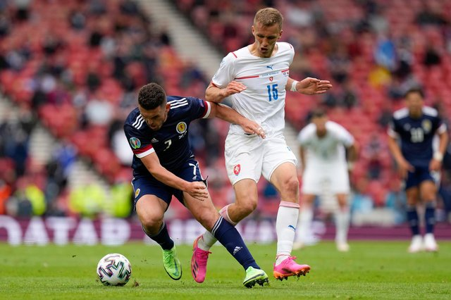 Five things we learned from Scotland's 2-0 loss to the Czech Republic