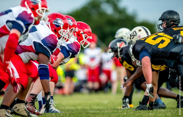 The British governing body for American Football aims to grow the game and rival rugby in 10 years time. (Pic: Phil Hutchinson / BAFA)