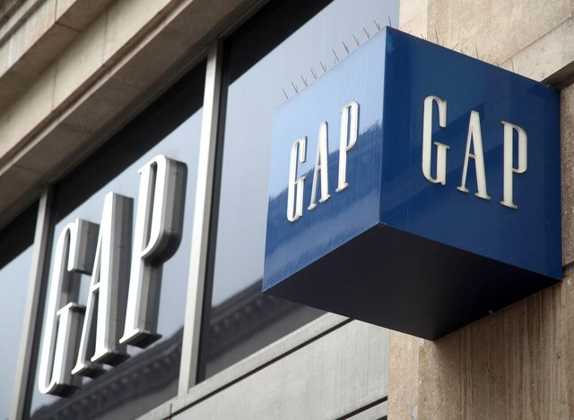 Gap has confirmed it plans to shut 19 shops in the UK and Ireland at the end of next month (PA).