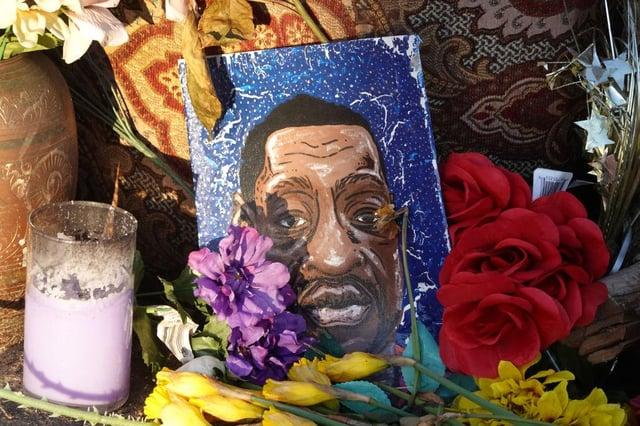 George Floyd died in police custody on May 25, 2020 (Photo: Getty Images)