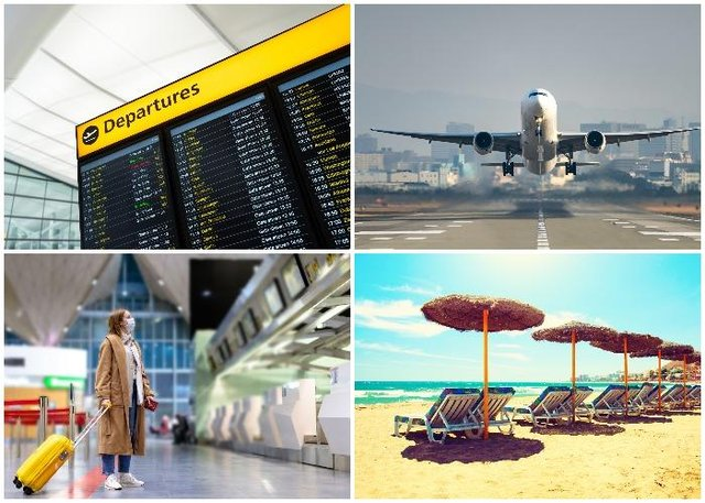Britons hoping to jet off for a holiday this summer have been given a boost (Shutterstock)