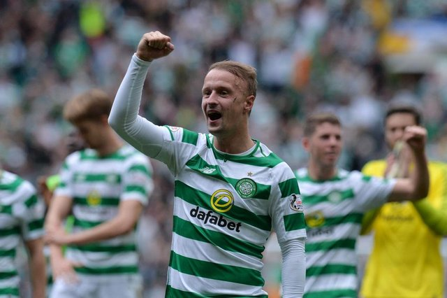 The Celtic player is being investigated by Police Scotland and the football club over inappropriate messages (Photo: Mark Runnacles/Getty Images)