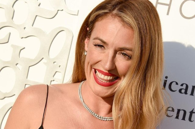 Deeley has been living in the US with husband Patrick Kielty and their two sons, but recently returned to London(Picture: Getty Images)