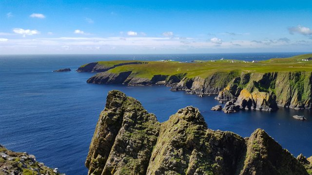 Fair Isle is the UK's most remote island (Shutterstock)