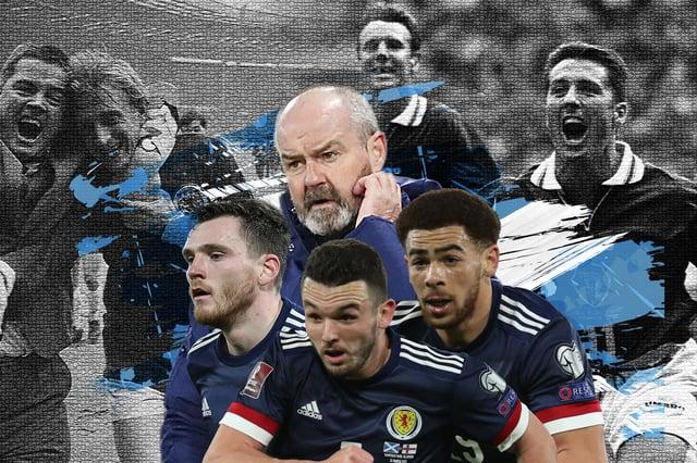 Scotland head into their first international tournament since 1998.