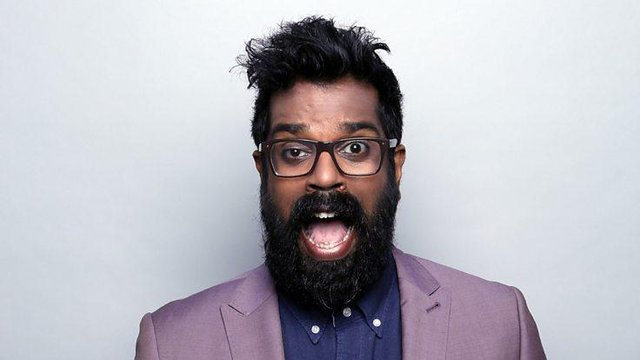 Romesh will be the new face of The Weakest Link, which is set to return for a 12 part series (Picture: BBC)
