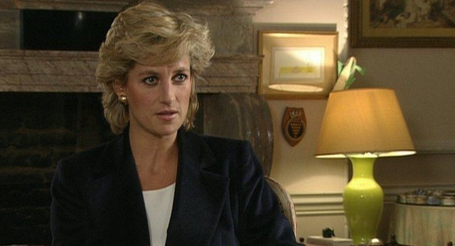 The interview featured intimate details of the failed marriage between Princess Diana and Charles, Prince of Wales (BBC)
