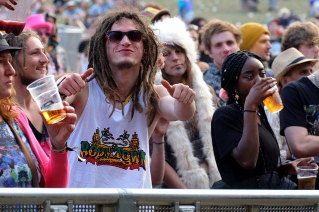 Boomtown Fair music festival has been postponed until August 2022 (Photo: Shutterstock)