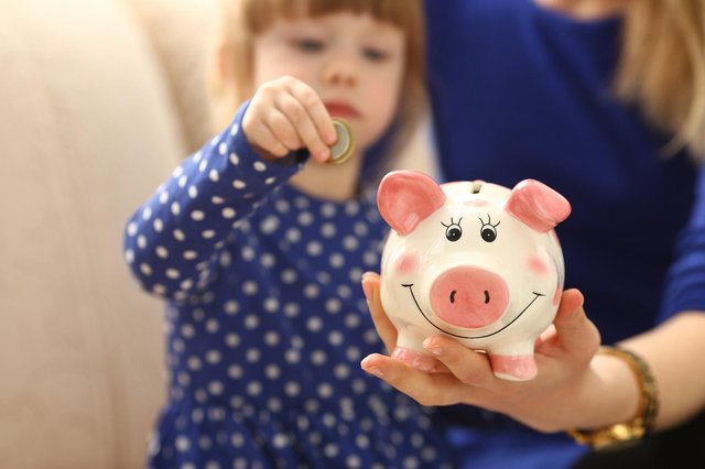 Child benefit rates have increased slightly over the past 12 months, with the change coming into effect from April 2021. (Pic: Getty)