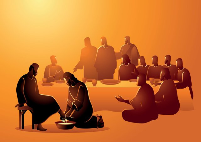 Maundy Thursday is the fifth day of the Holy Week, the week in the Christian calendar leading up to Easter Sunday