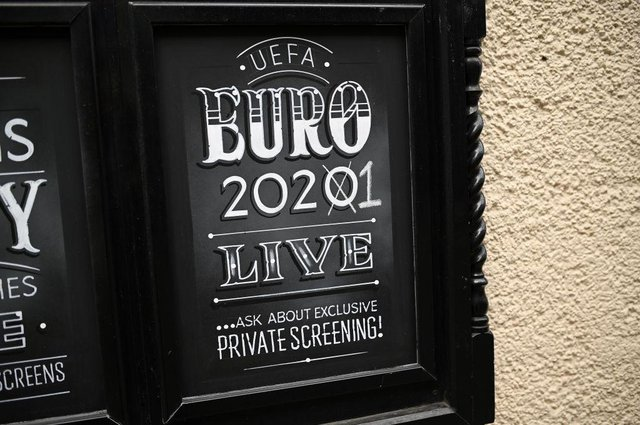 UK pubs are gearing up the 2021 European Championships (Getty Images)