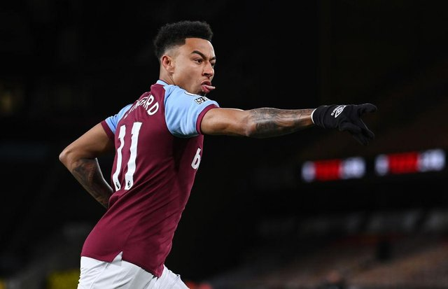 Jesse Lingard of West Ham. (Photo by Laurence Griffiths/Getty Images)